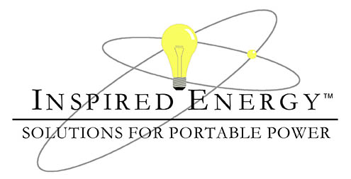 Inspired Energy standard smart batteries, chargers and accessories