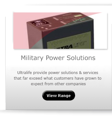 Ultralife Military Power Solutions