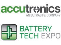 Meet us and new Inspired Energy products at Battery Tech Expo